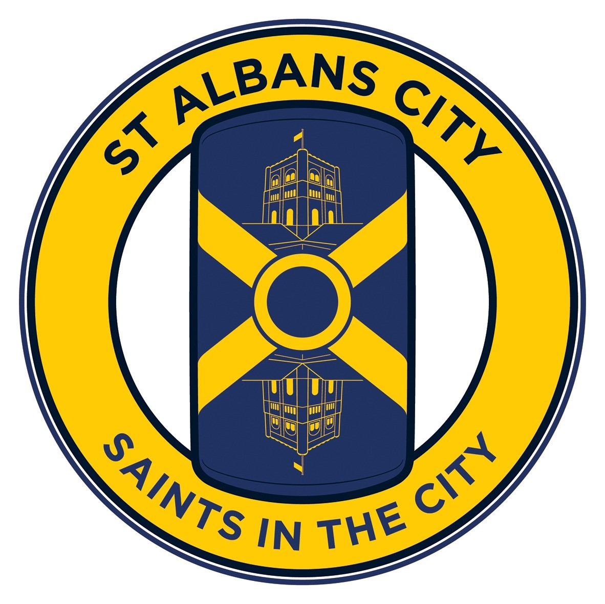 SAINTS in the City Logo